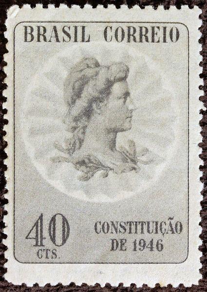 File:Selo Promulgação da Constituição de 1946 Cinza.jpg