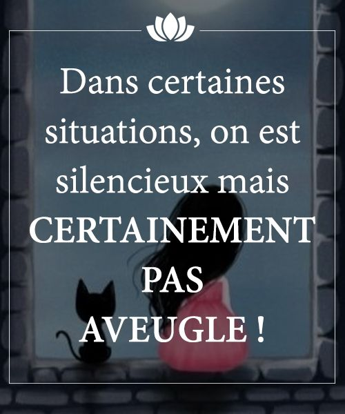 Aveugle #citation                                                       …