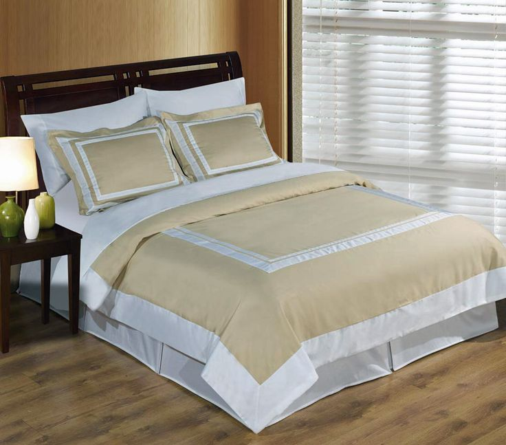 Wrinkle Free Egyptian cotton Hotel Linen/White Duvet cover set $59.99 and up www.scotts-sales.com