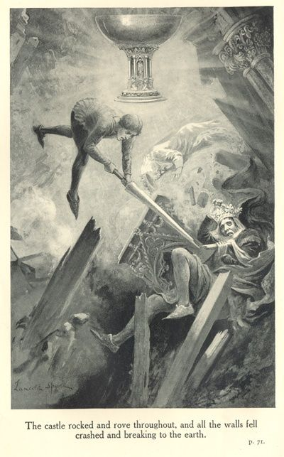 the legend of the fisher king in the arthurian legend Parsifal is a mythical figure who is associated with arthurian legend parsifal,  on the way he reaches the castle of the fisher king, a renowned angler.