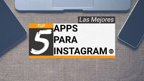 Las mejores Top 5 apps para Instagram (ios) En el App Store de iOS hay miles de apps para Instagram y todas prometen muchas cosas. Es por esta razón que les quiero recomendar las mejores top 5 apps para Instagram iOS. Son apps que uso a diario y que me ayudan a resaltar mis …