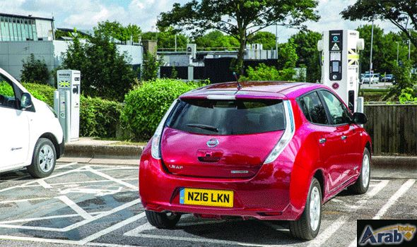 Electric charging stations will overtake petrol stations…