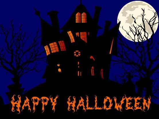 HAPPY HALLOWEEN to all you logo lovers out there!