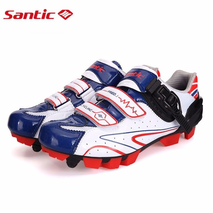 92.00$  Buy here - http://alipk3.shopchina.info/go.php?t=32794320458 - Santic MTB Cycling Shoes zapatillas ciclismo Bicycle Sports Shoes Cleated Shoes zapatos de hombre Mens Cycling Shoes S12014W  #shopstyle
