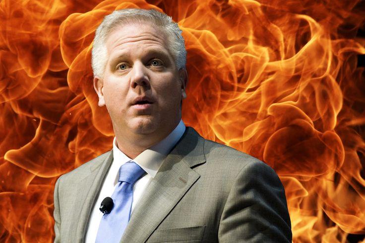 Head of Glenn Beck's Media Empire Quits as The Blaze Burns Down - The Daily Beast