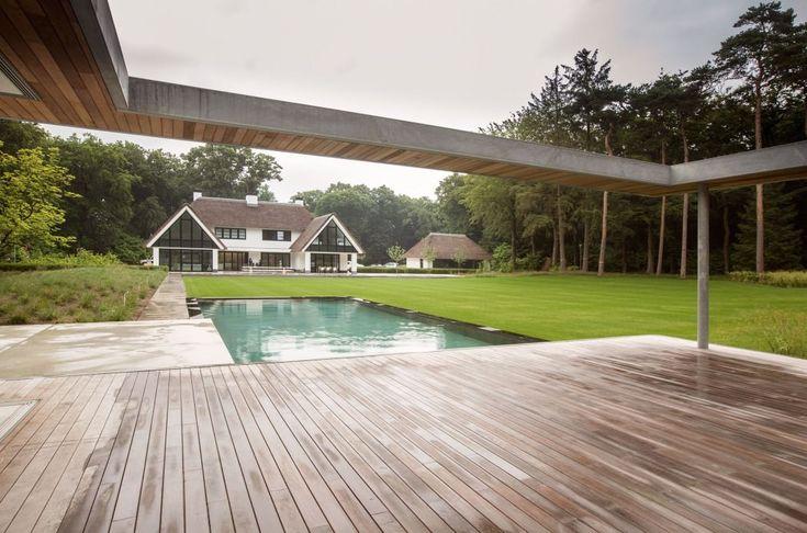 Villa+in+Huizen+by+De+Brouwer+Binnenwerk