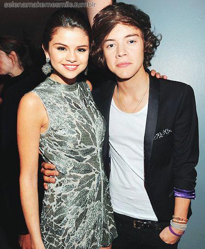 Selena Gomez and Harry | Selena and Harry | Pinterest | Harry styles, Selena gomez and Sweet