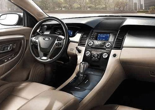 2017 Ford Taurus - Cars and Specifications