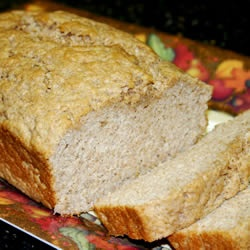 Whole Wheat Beer Bread Recipe  #breadrecipe