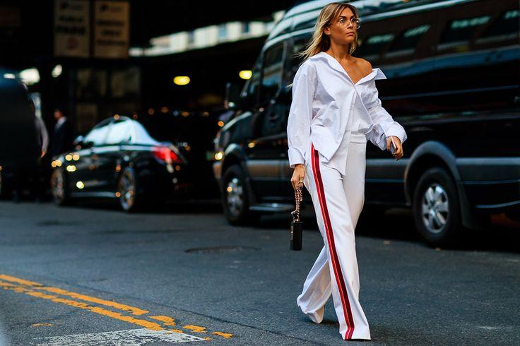 Fashion Week printemps-été 2017 : les meilleurs street looks de New York…