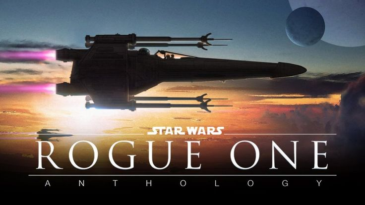So excited for the upcoming Rogue One: A Star Wars Story Movie