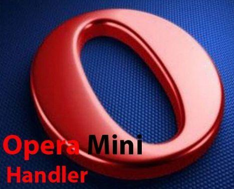 opera mini handler apk ultima version descargar