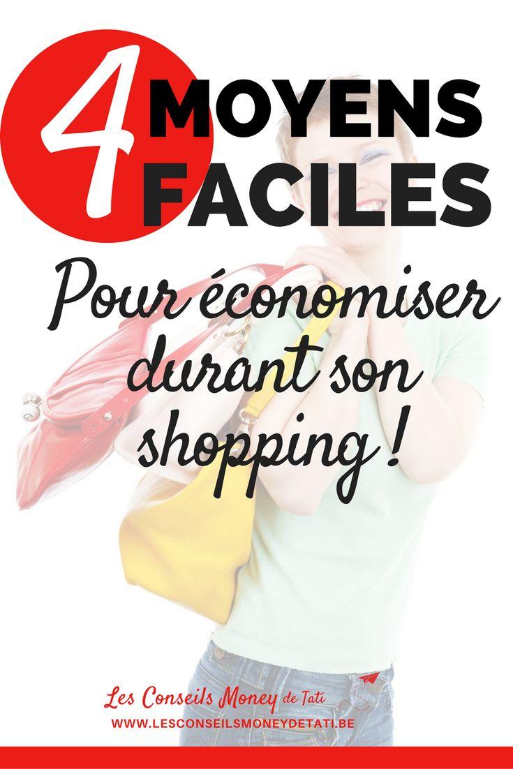4 moyens faciles pour économiser durant son shopping - www.lesconseilsmoneydetati.be