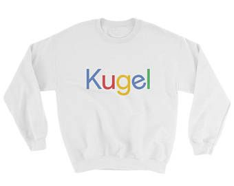 Jewish Shabbat Kugel Sweatshirt