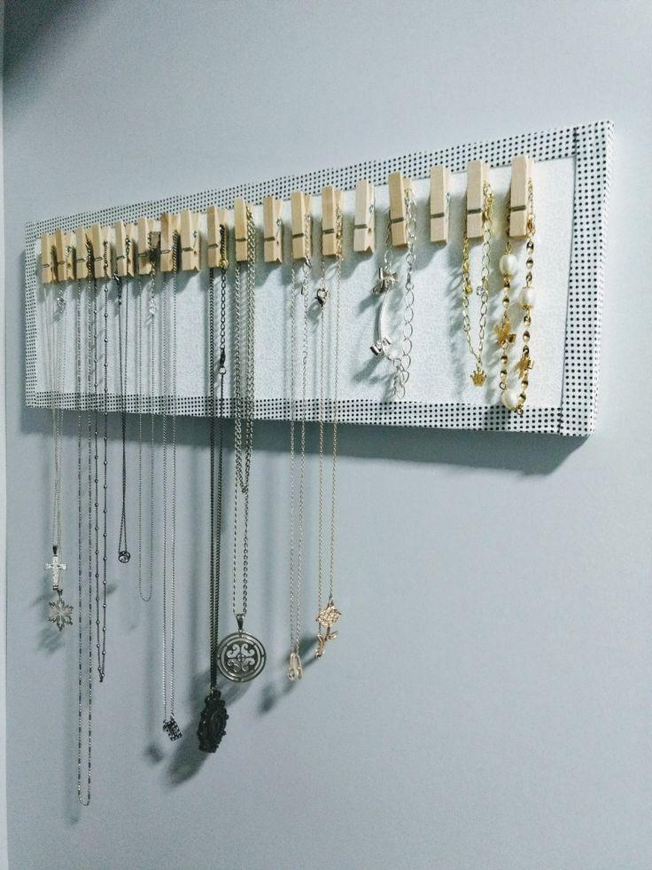 Porta colares & pulseiras