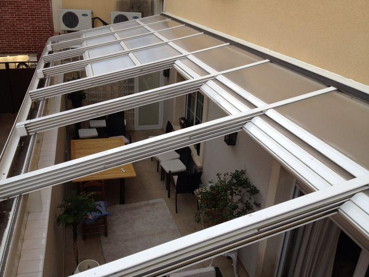 M s de 25 ideas incre bles sobre techos corredizos en - Cubiertas para patios ...