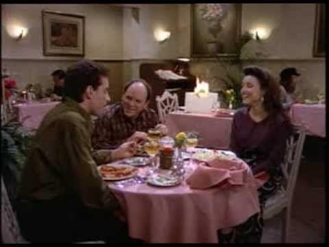 Seinfeld Bloopers - Julia Louis-Dreyfus 1 - YouTube