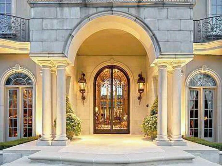 Front Door Entry Way63 best Entry Ways images on Pinterest   Windows  Front doors and  . Luxury Entry Doors Design. Home Design Ideas