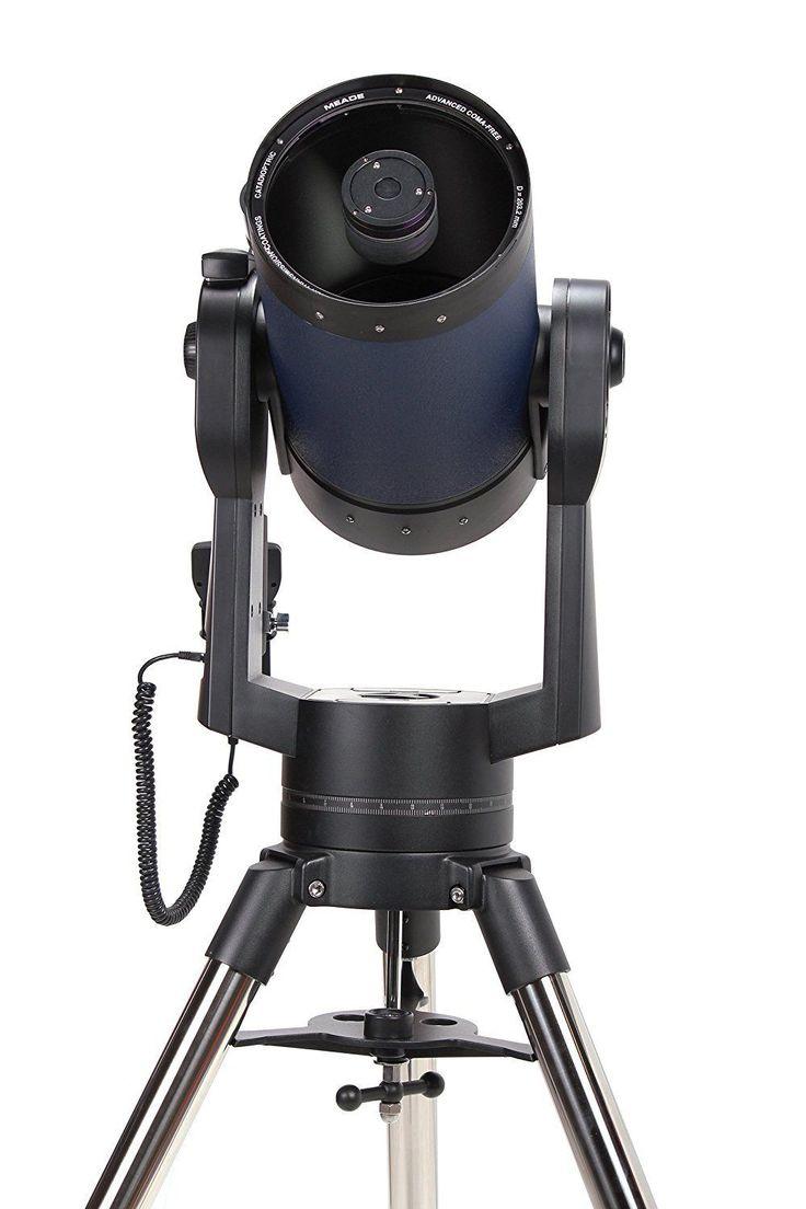 Meade Instruments LX90-ACF 8-Inch (f/10) Advanced Coma-Free Telescope