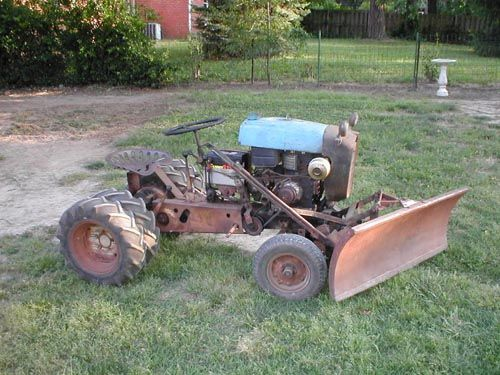 361 Best Images About Tractor On Pinterest John Deere Homemade And 4x4