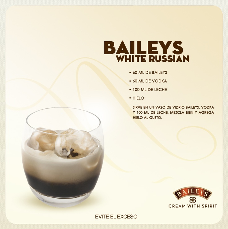 Martini Recipes Baileys