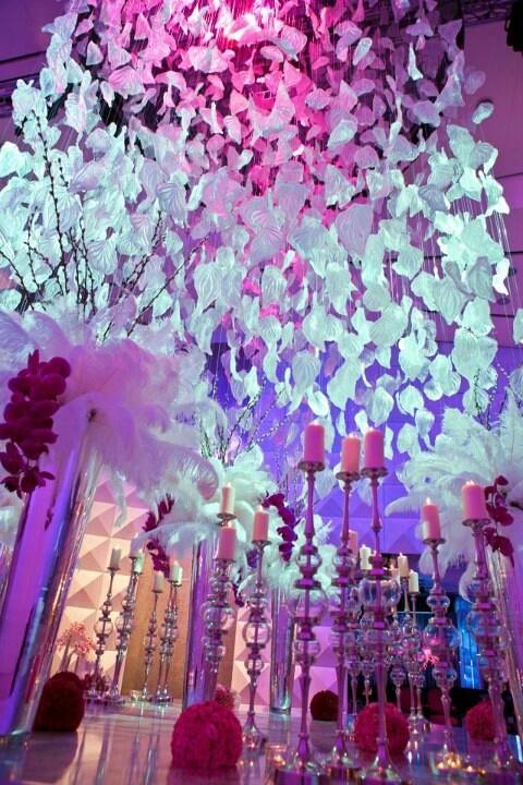 Arabian Wedding Theme Ideas