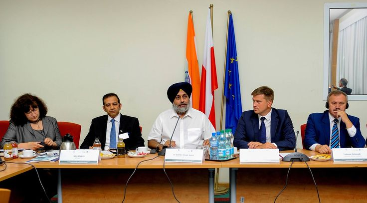 I welcome the Polish proposal to turn farmers into food entrepreneurs by investing in food processing technologies and farm machinery in Punjab. They have also announced a GO INDIA campaign to motivate Polish investors to go and invest in Punjab #SAD #ShiromaniAkaliDal #FoodInvestors