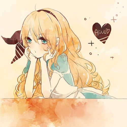 adorable   alice   alice in wonderland   amazing   anime   anime alce   anime alice   anime art   anime chibi   anime girl   beautiful   bored   bow   chibi   cute   fluffy   kawaii   kawaiigirlie   lovely   pretty   wonderful