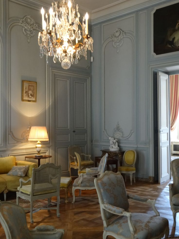 Château de la Motte-Tilly | French Interiors French style ...