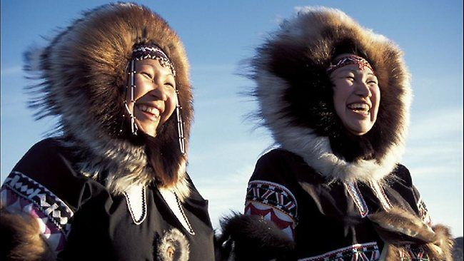 nunavut and the inuit