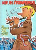 Tegneserier for Stomperud bok utgitt i 1984