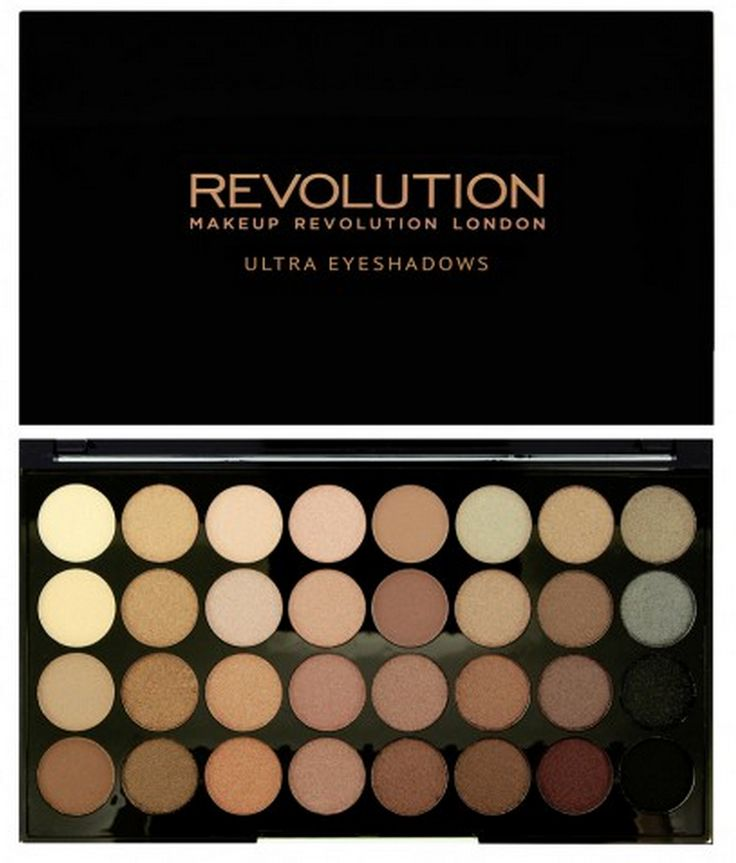 New Makeup Revolution Palette Beyond Flawless
