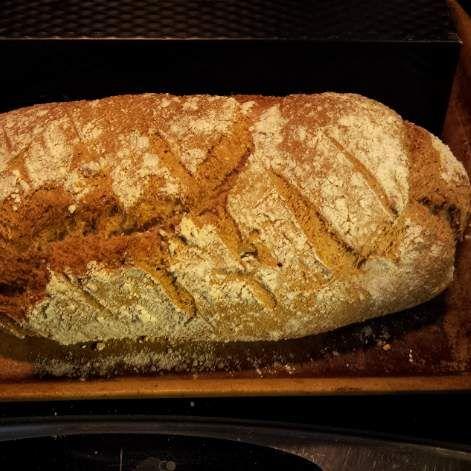 Rezept Roggenmischbrot von Thermomix Rezeptentwicklung - Rezept der Kategorie Brot & Brötchen