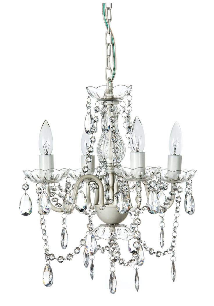 Small Foyer Crystal Chandelier :