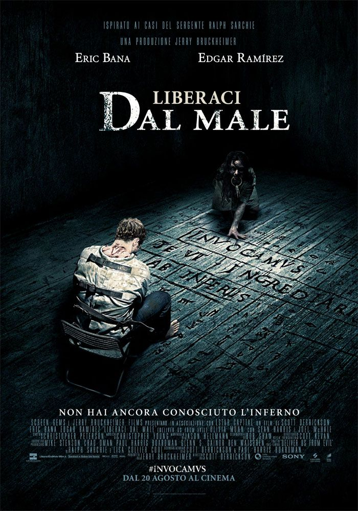Deliver us from Evil / Liberaci dal male by Scott Derrickson. Review / recensione