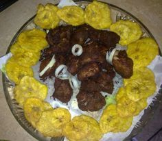 "The first of all Haitian Recipes: Griot or Griyo Of all the Haitian recipes, Griot (fried pork) is without a doubt the most popular. Maybe the reason is in the word itself, since a ""Griot"" was a family, or village storyteller from the western part of Africa. FRITAY BACK-MACHANN"