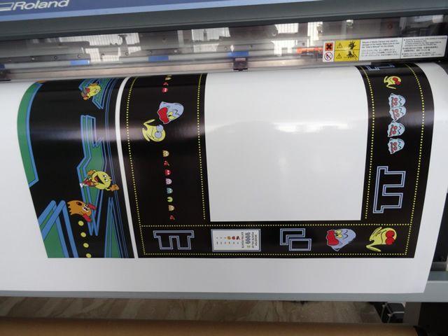 150 best images about arcade on pinterest arcade games - Vinilo comecocos ...