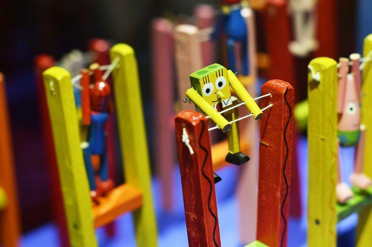El juguete en el arte popular                               | Centro Gabriela Mistral