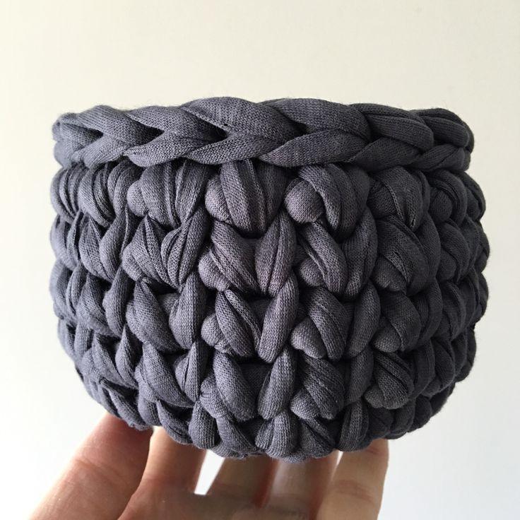 Loving the dark grey, think I need to make one for myself. www.wovenwithyarn.com.au