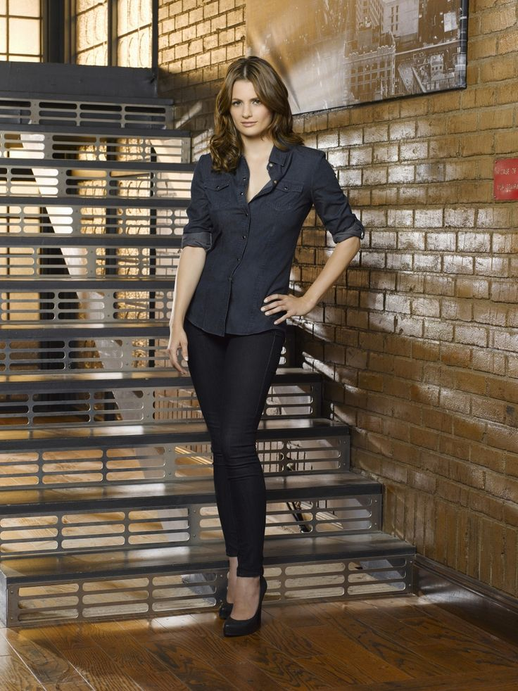 castle tv show | katic castle tv series kate beckett – stairways,Castle TV Series ...