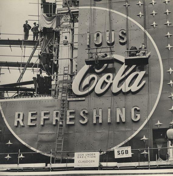 : Coke, Vintage, Neon Signs, Cocacola, 1954, Coca Cola Neon, Neonsign, Coca Cola Sign