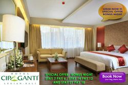 Cipaganti Hotel Special Offer