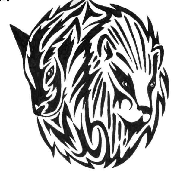 Eagle By Roblfc1892: Best 25+ Tribal Lion Tattoo Ideas On Pinterest