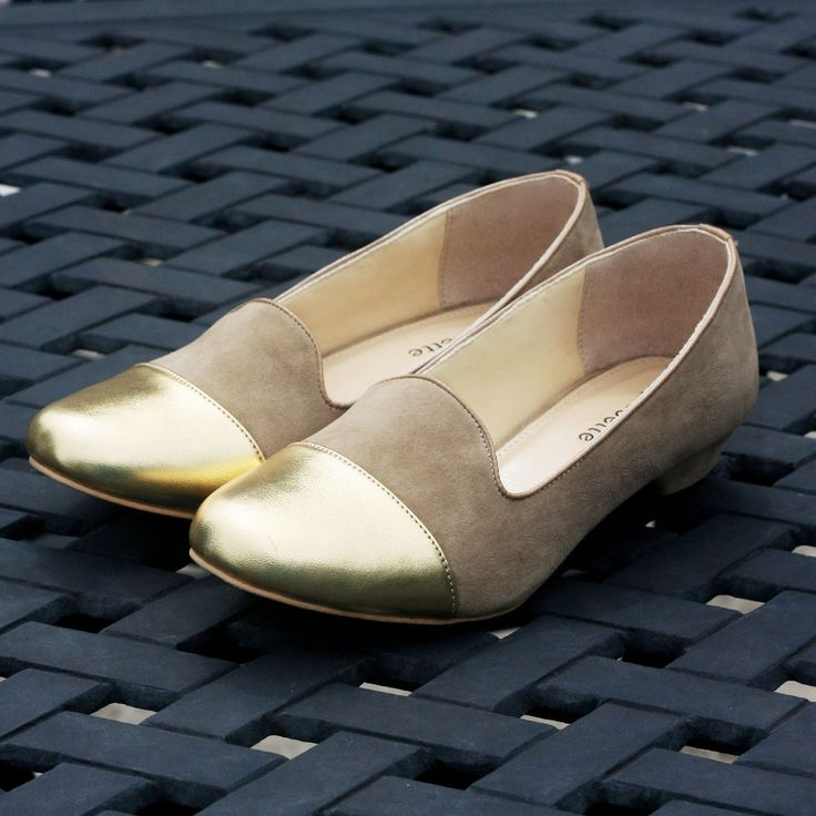 I think I have something today that's quite correct for weekend wear ~ yeay Pixy Brown! I can't wait to wear it! #OdetteForWeekend #OdetteShoes