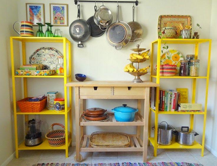 Gypsyyaya Boho Kitchen Pantry Upgrade C O O K