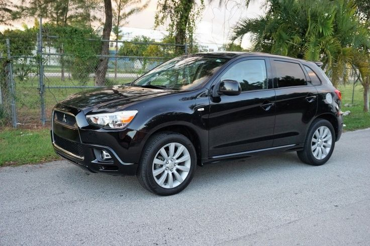 2011 Mitsubishi Outlander Sport $10499 http://www.idriveautosales.com/inventory/view/9649206