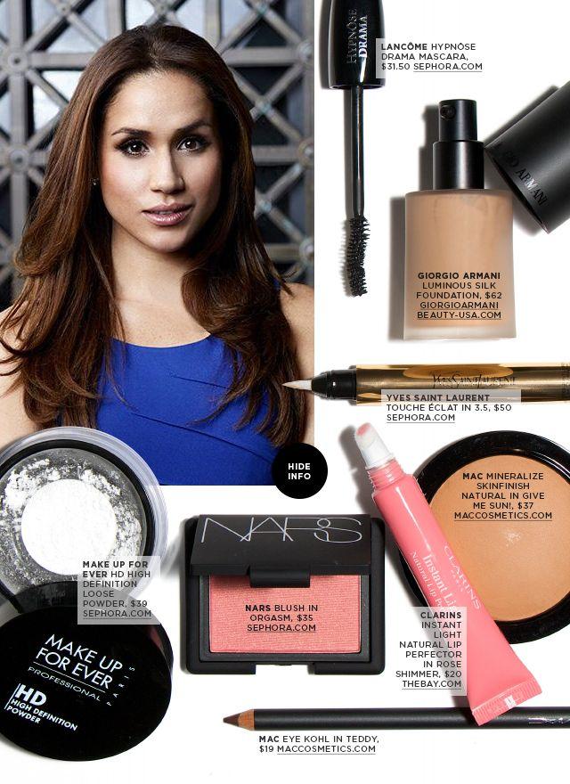 Get The Look: Rachel Zane — Beautezine