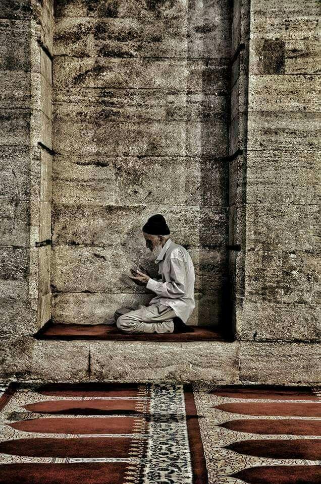 Biz Her Muradımıza Yüce ALLAH'a açık ellerimizle ereriz ...