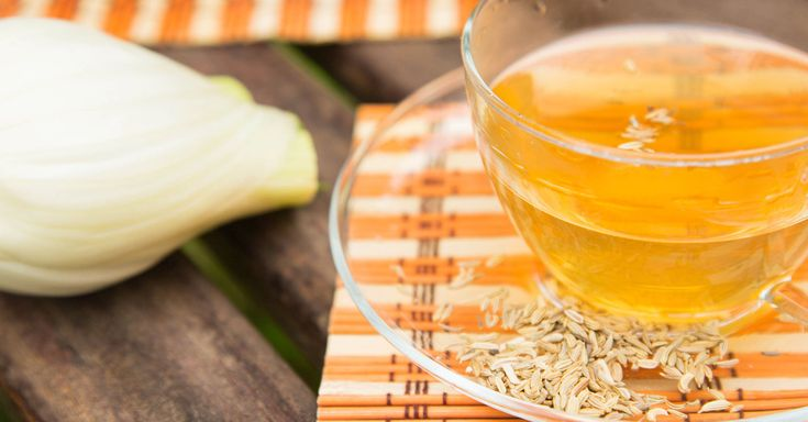 Fennel Tea: Benefits And Who Must Not Consume