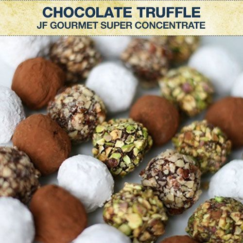Juice Factory - JF Gourmet Chocolate Truffle Super Concentrate, $6.95 (http://www.juicefactory.com.au/jf-gourmet-chocolate-truffle-super-concentrate/)